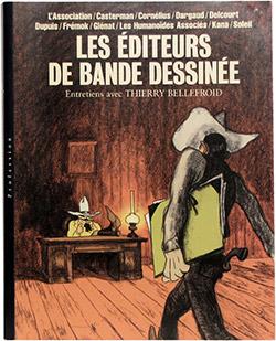 Les éditeurs de bande dessinée, Thierry Bellefroid, Niffle, 20015