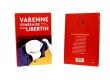 Alex Varenne, itinéraire d'un libertin - Couverture et 4e de couverture - (c) Stripologie.com