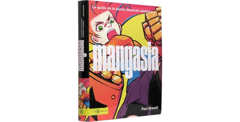 Mangasia - Couverture - (c) Stripologie.com
