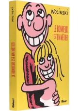 Le bonheur est un métier - Couverture - (c) Stripologie.com