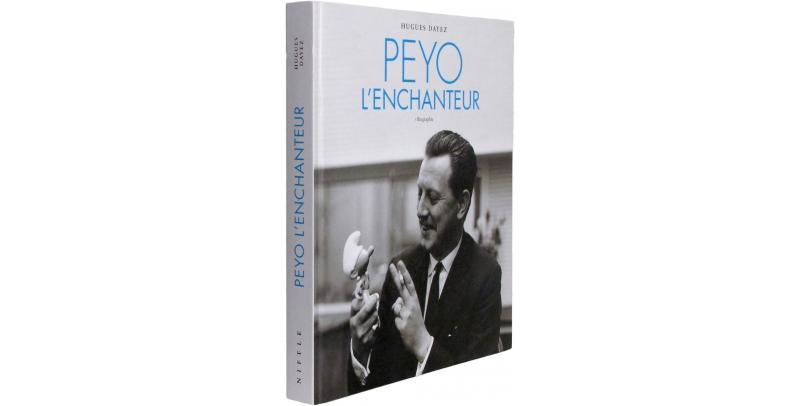 Peyo l'enchanteur - Couverture - (c) Stripologie.com