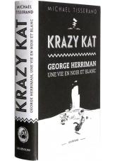 Krazy Kat - George Herriman - Couverture - (c) Stripologie.com