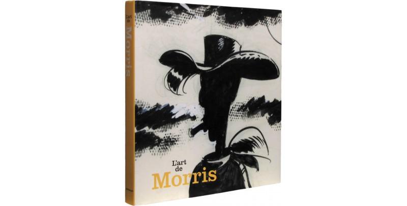 L'art de Morris - Couverture - (c) Stripologie.com
