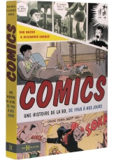 Comics - Couverture - (c) Stripologie.com