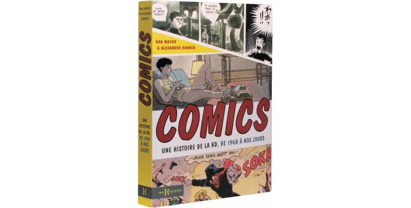 Comics - Couverture - (c) Stripologie.com