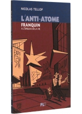 L'Anti-atome - Couverture - (c) Stripologie.com