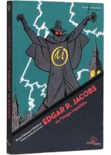 Edgar P. Jacobs ou l'image inquiétée - Couverture - (c) Stripologie.com