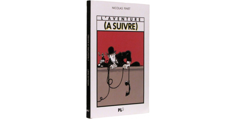 L'Aventure (A Suivre) - Couverture - (c) Stripologie.com