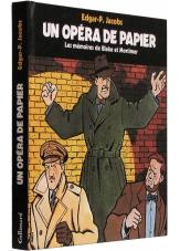 Un opéra de papier - Couverture - (c) Stripologie.com