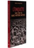 L'enquête sur l'art de Marc-Antoine Mathieu - Couverture - (c) Stripologie.com