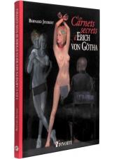Les carnets secrets d'Erich von Götha - Couverture - (c) Stripologie.com