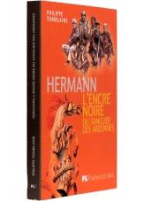 Hermann, l'encre noire du sanglier des Ardennes - Couverture - (c) Stripologie.com