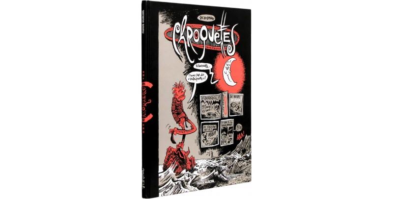 Chroquettes - Couverture - (c) Stripologie.com