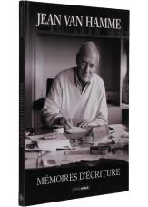 Mémoires d'écriture - Couverture - (c) Stripologie.com
