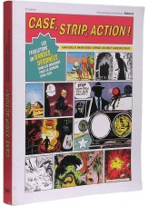 Case, strip, action ! - Couverture - (c) Stripologie.com