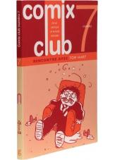 Comix Club n°7 - Couverture - (c) Stripologie.com