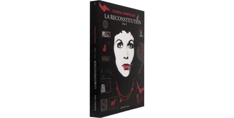 La reconstitution - Couverture - (c) Stripologie.com
