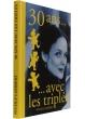 30 ans avec Les Triplés - Couverture - (c) Stripologie.com