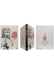 Jack Kirby, king of comics - Couverture et dos - (c) Stripologie.com