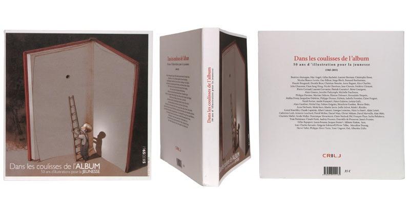 Dans les coulisses de l'album - Couverture et dos - (c) Stripologie.com