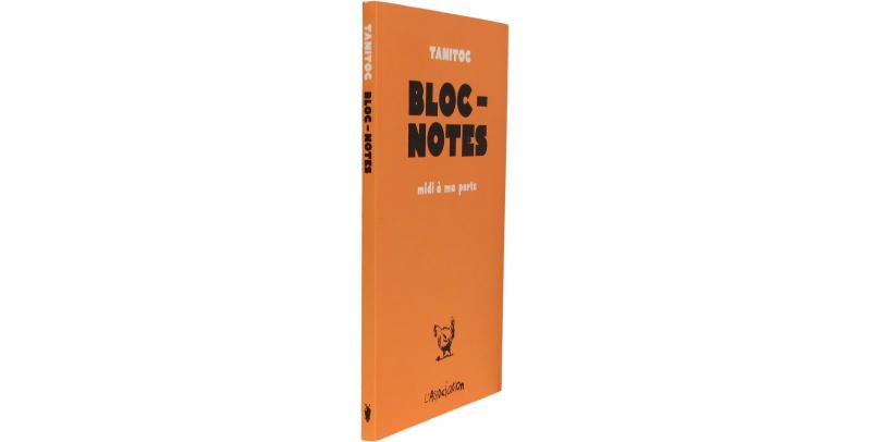 Bloc-Notes - Couverture - (c) Stripologie.com