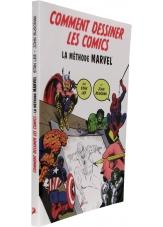 Comment dessiner les comics - Couverture - (c) Stripologie.com