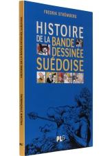 Histoire de la bande dessinée suédoise - Couverture - (c) Stripologie.com