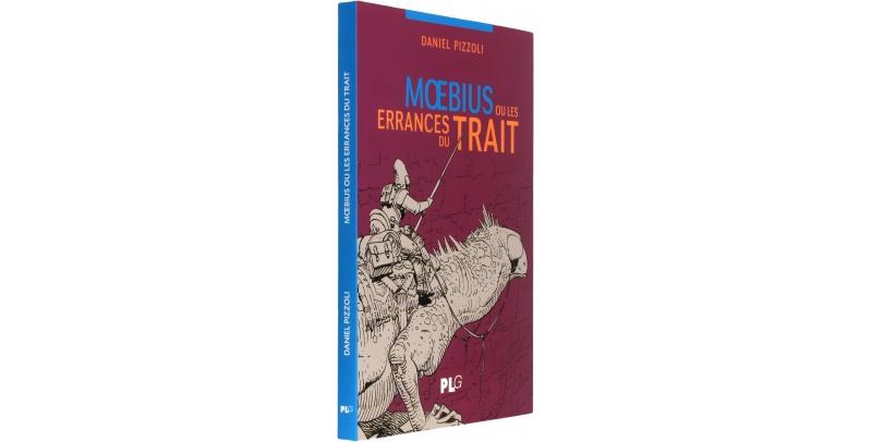 Mœbius ou les errances du trait - Couverture - (c) Stripologie.com