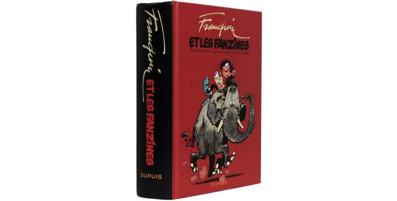 Franquin et les fanzines - Couverture de biais - (c) Stripologie.com