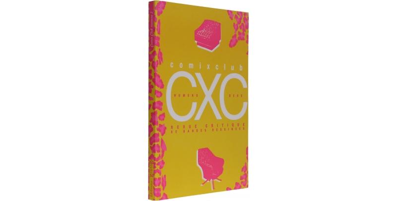 Comix Club n°2 - Couverture - (c) Stripologie.com