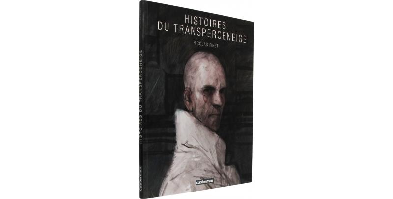 Histoires du Transperceneige - Couverture - (c) Stripologie.com