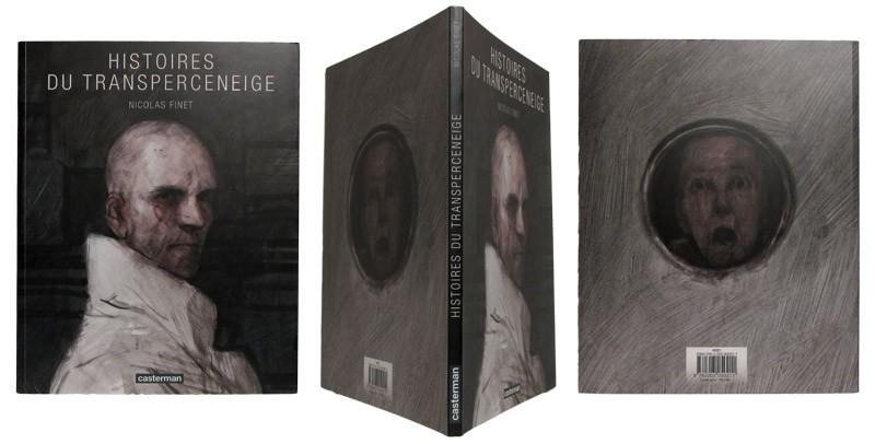 Histoires du Transperceneige - Couverture et dos - (c) Stripologie.com