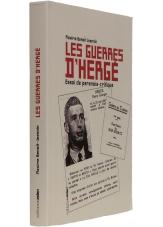 Les guerres d'Hergé - Couverture - (c) Stripologie.com