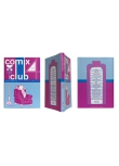 Comix Club n°4 - Couverture et dos - (c) Stripologie.com