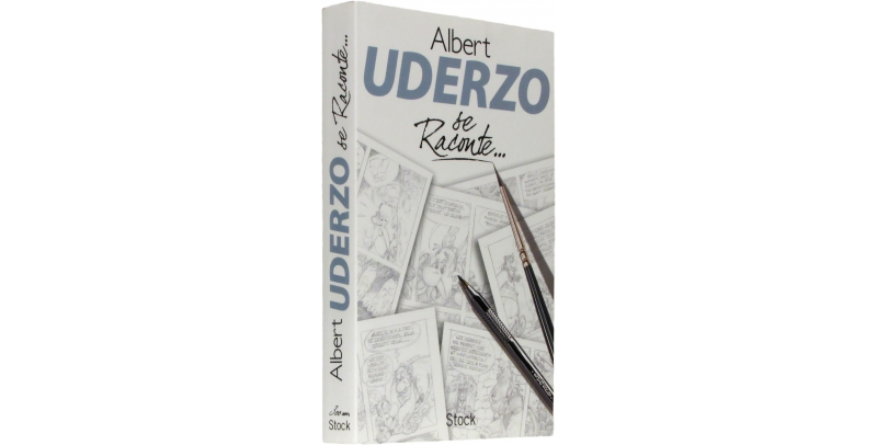 Albert Uderzo - Couverture - (c) Stripologie.com