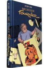 Dans l'atelier de Fournier - Couverture - (c) Stripologie.com