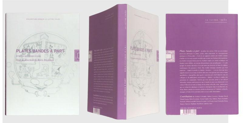 Plates bandes à part - Couverture et dos - (c) Stripologie.com
