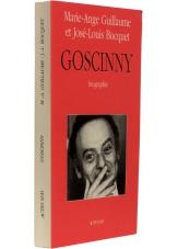 Goscinny - Couverture - (c) Stripologie.com