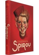 La véritable histoire de Spirou - Couverture - (c) Stripologie.com