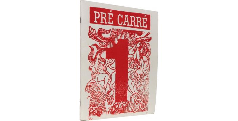 Pré Carré - Couverture - (c) Stripologie.com