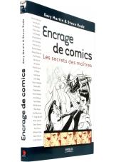 Encrage de comics - Couverture - (c) Stripologie.com