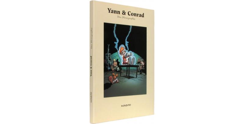 Yann & Conrad - Couverture - (c) Stripologie.com