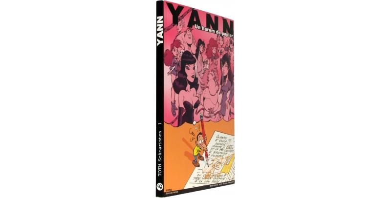 Yann - Couverture - (c) Stripologie.com