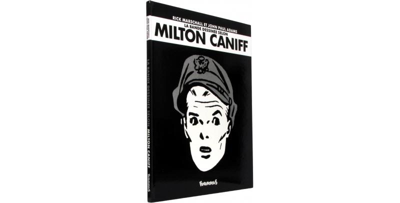 La bande dessinée selon Milton Caniff - Couverture - (c) Stripologie.com