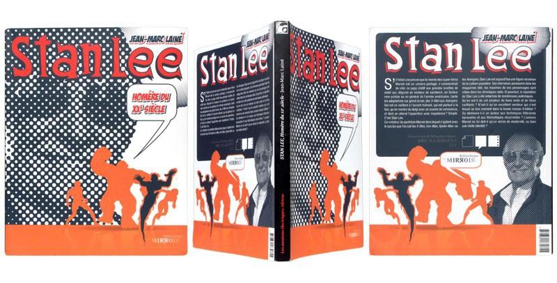 Stan Lee - Couverture et dos - (c) Stripologie.com