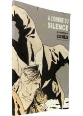 À l'ombre du Silence - Couverture - (c) Stripologie.com