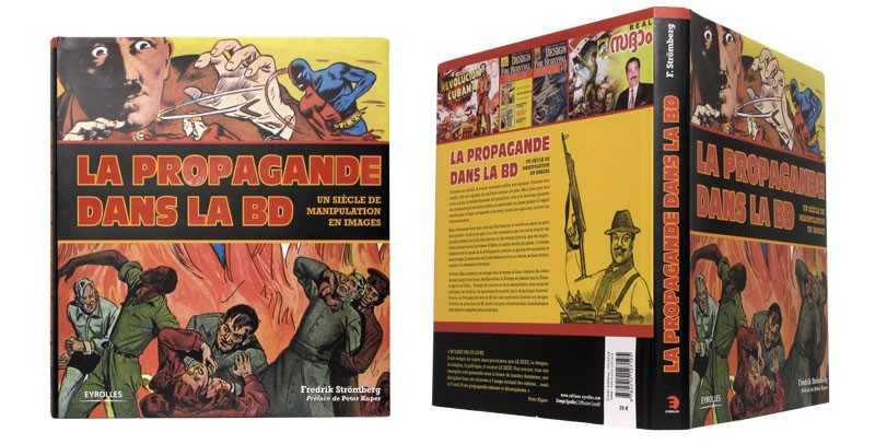 La propagande dans la BD - Couverture et dos - (c) Stripologie.com