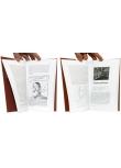 Nicolas de Crécy, Périodes graphiques - Pages intérieures - (c) Stripologie.com