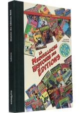 La merveilleuse histoire des éditions ROA - Couverture - (c) Stripologie.com