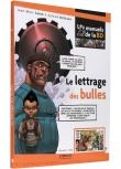 Le lettrage des bulles - Couverture - (c) Stripologie.com